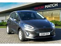 2018 Ford Fiesta ZETEC TURBO AUTO Hatchback Petrol Automatic