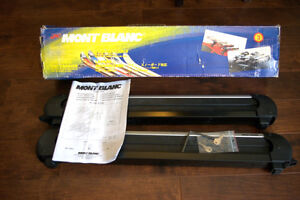 Mont Blanc Car Ski Racks 539C