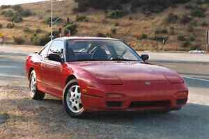 Looking for Nissan 240sx