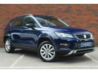 2017 SEAT Ateca 1.4 EcoTSI SE (s/s) 5dr SUV Petrol Manual