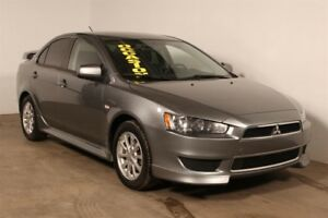 Mitsubishi Lancer AWD SEDAN 2.4L 2013