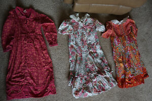 Girls clothing  dresses, and tops size 8 $1-$2 each