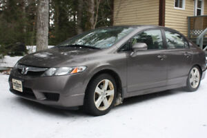 2011 Honda Civic bronze Sedan