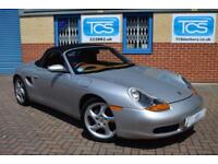 Porsche Boxster 2.7i 220bhp Roadster Tiptronic-S Automatic / VERY LOW MILES!