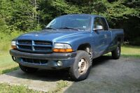 2002 Dodge Power Ram 1500 Pickup Truck for parts