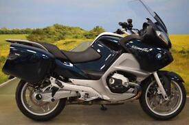 BMW R1200RT 2012**ABS, CRUISE CONTROL, ESA, PANNIERS, DATATAG**