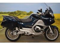 BMW R1200RT 2012**ABS, CRUISE CONTROL, ESA, PANNIERS, DATATAG**