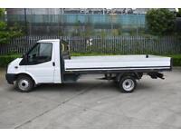 2.4 T350 RWD 2D 115 BHP LWB DIESEL MANUAL DROPSIDE VAN 2011