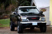 2005 GMC Canyon Pickup Truck 4x4