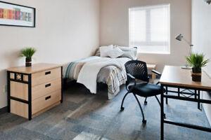 UOIT/DC Sublet 1 bedroom - Village suites Oshawa