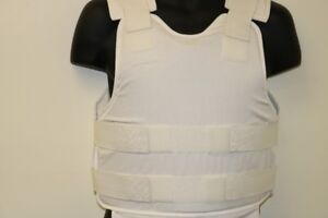 Concealable Bulletproof Vest NIJ Level IIIA