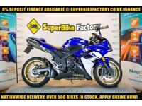 2008 YAMAHA R1 1000CC 0% DEPOSIT FINANCE AVAILABLE