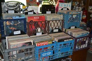 HOLY TAPES BATMAN! NEARLY 1000 GOOD ROCK CASSETTE TAPES Windsor Region Ontario image 2