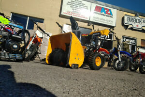 GardenPro SNOWBLOWER CHRISTMAS BLOW OUT / 647-787-5249