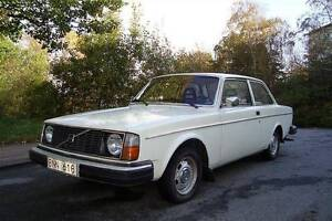 1979 Volvo 2 Sedan Capital Hill South Canberra Preview