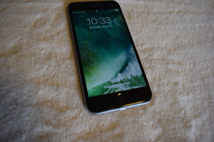 Iphone 6 16GB Silver (Bell)
