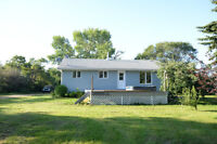 Bungalow with Quonset on 22 acres 20 mins to Regina