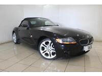 2006 55 BMW Z4 2.0 Z4 SE ROADSTER 2DR 148 BHP