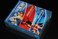 3X BLU RAY-MARVEL SUPERHEROES-COLLECTION-FILM/MOVIE (NEUF/NEW)