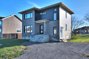 Open house / 2015 construction /  $259,900 /valleyfield