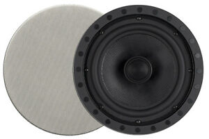 Ridley Acoustics MFC85F 8 inch Poly   in-ceiling speakers