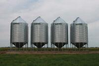 Grain Bins and Hopper Bottoms