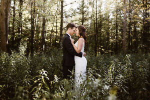 Professional Wedding Photography & Videography WITH DRONE! Stratford Kitchener Area image 1