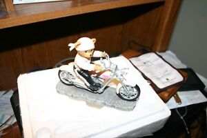 LITTLE MOTORCYCLE(HEADED FOR A CURE)/TOYS/COLLECTIBLES