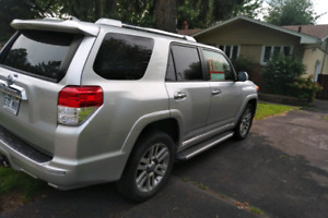 Toyota 4runner limited,7 passager