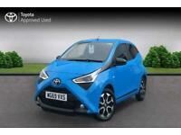2020 Toyota AYGO 1.0 VVT-i x-trend Hatchback Petrol Manual