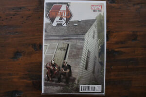Mighty Avengers #3 Rare Eminem Variant (Perfect Condition)