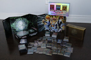 LOT of Yu-Gi-Oh cards! Great gift for Christmas. Valued at $500+