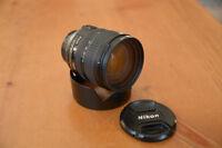 Nikon AF-S Nikkor 18-70mm f3.5-4.5 DX ED