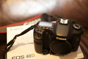 Canon 40D - Body Only