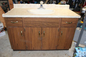Bathroom vanity for sale
