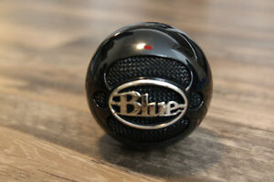 Blue Snowball USB Mic w/ cable (no stand)
