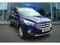 2018 Ford Kuga 1.5 EcoBoost 120 Zetec 5dr 2WD with Satellite Navigation and Rear