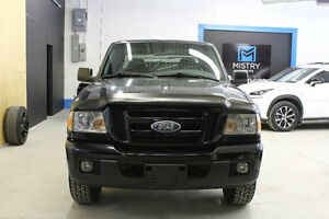 2007 Ford Ranger Sport Pickup Truck ONLY132555km