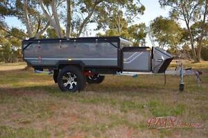 Luxury Camping two beds off ground Hard Floor Camper by PMX Wanneroo Wanneroo Area Preview