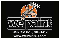 Paint now!! Pay Later!! 13 months 0% interest