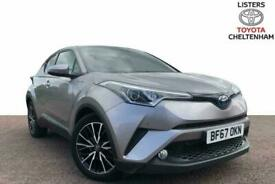 image for 2017 Toyota C-HR HATCHBACK 1.8 Hybrid Excel 5dr CVT Auto SUV Petrol/Electric Hyb