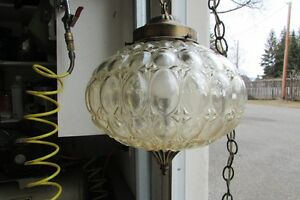 Corded Hanging Light