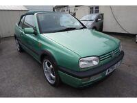 Volkswagen Golf Avantgarde (green) 1995