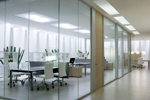 """FINALSALE-25 OVERSIZE TEMPERED GLASS SAFETY PANELS-74""""H x 27.5""""W"""