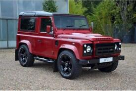 Land Rover Defender 90 Td Xs Station Wagon Light 4X4 Utility 2.2 Manual Diesel