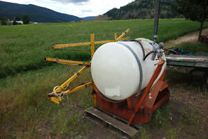 Tractor Sprayer 125 Gal.
