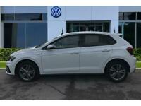 2018 Volkswagen Polo MK6 Hatchback 5Dr 1.0 TSI 115PS R-Line Hatchback Petrol Man