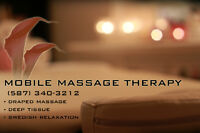 1.5HR DEEP TISSUE & RELAXATION MASSAGE $100 (MOBILE)