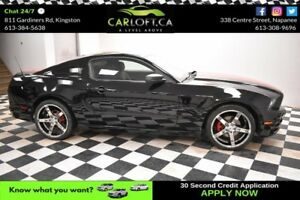 2013 Ford Mustang V6-6SPEED**PUSH TO START**CRUISE