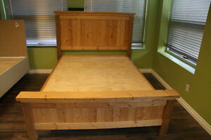 Queen and Single bed frame for sale!!